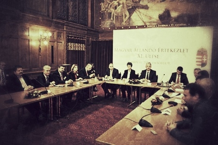 National policy: Hungarian government's strategy concerning Hungarian minorities in the Carpathian Basin