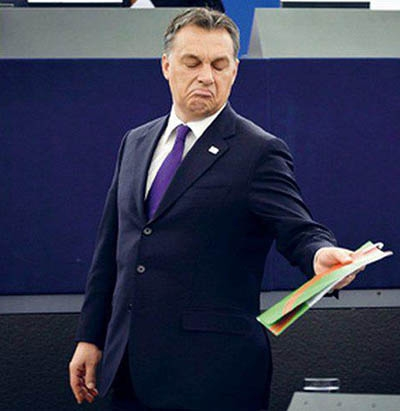 Europe fights back: Viktor Orbán may be in real trouble this time